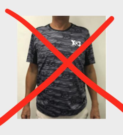 horrible T-shirt