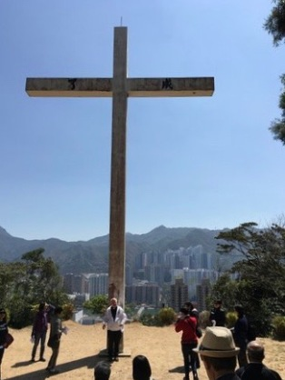 the-very-big-cross-overlooking